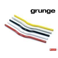GRUNGE(グランジ)  ■ロウライズの6061-T6アルミ製ハンドルバー。 ■微妙なポジション取...