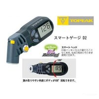 トピーク(TOPEAK)  ■ 米式と仏式に対応するスマートヘッド ■ 最大250psiまで計測可能...