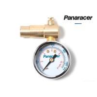 パナレーサー(PANARACER)  ■ 空気圧調節機能付きで、内圧調整がカンタンなアナログ式の内圧...