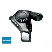 SHIMANO(シマノ)  ■ インデックスタイプのサムシフター。 ■ リア6段に対応。 ■ 親指で...