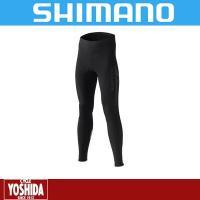 シマノ(SHIMANO)  防風とはっ水性を兼ねそなえた薄手のストレッチ性の高い素材を採用。 ■ 2...