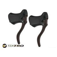 (TEKTRO) クイックリリース付なのでタイヤの脱着が簡単にできます。 ■材質:鍛造アルミニウムレ...