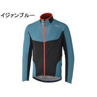 シマノ(SHIMANO)  体幹を暖かくするメタリックサーマルテックとストレッチ防風素材により、冬の...