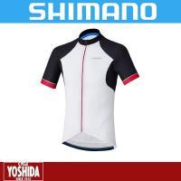 SHIMANO(シマノ)  ■速乾性に優れた素材採用 ■ヒートベンチレーションシステム ■3バックポ...