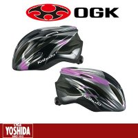 OGK(オージーケー)  ■ 初めてのヘルメットに最適。女性専用すっきりシルエット。 ■ エアインテ...