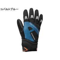 シマノ(SHIMANO)  耐水、防風、透湿性に優れるウインドストッパー採用。手の甲部分にはメタリッ...