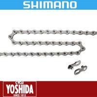 シマノ(SHIMANO)  ■ULTEGRAグレードの「HG-X11」11スピード対応チェーン。 ■...