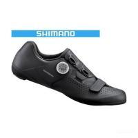 (X'mas特価:期間限定)シマノ(SHIMANO) RC5(SH-RC500)ブラック ロードシューズ