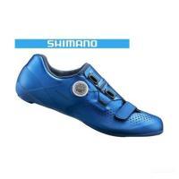 (キャッシュレス還元対象)シマノ(SHIMANO) RC5(SH-RC500)ブルー ロードシューズ 限定モデル