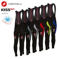 ■商品説明 細部までのこだわりでよく知られる Castelli の冬用ビブタイツです。 寒い天気でも...