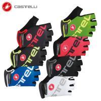 【即納/取寄】[10%OFF]CASTELLI 15027 TEMPO V GLOVE カステリ テンポ 指切グローブ/サイクル 自転車