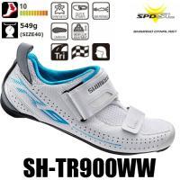 SH-TR900WW レディース【カラー】ホワイトシマノSHIMANO SPD-SLシューズ トライ...
