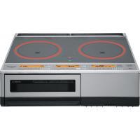 「焼く」も「揚げる」も設定温度をキープ。加熱しすぎずおいしく調理できるエコナビ搭載IH 据置タイプ ...