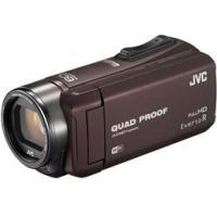 JVC Everio R GZ-RX600-T [ブラウン] 【ビデオカメラ】