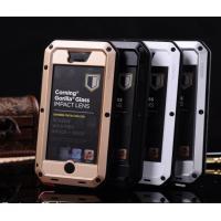 防滴、防塵、耐衝撃性、ケースを装着したままでも充電が可能だ。 ◆:ケースをつけたまま、iPhone5...