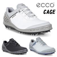 大特価・送料無料 エコー ケージ ゴルフシューズ メンズ ECCO CAGE GOLF 132504|daiichigolf