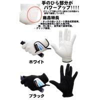 (期間限定価格) キャスコ グローブ スエード調 合成皮革 (TK113)|daiichigolf|02