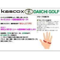 (期間限定価格) キャスコ グローブ スエード調 合成皮革 (TK113)|daiichigolf|03