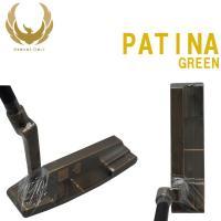 クロノスゴルフ パティーナ パター グリーン |daiichigolf
