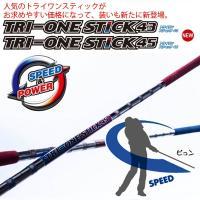 送料無料 ロイヤルコレクション TRI-ONE STICK 43 45 トライワンスティック スタンダード43&45 素振り用練習器具|daiichigolf