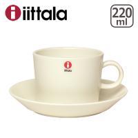 イッタラ ティーマ コーヒーカップ&ソーサーセット ホワイト GF3