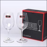普段使いに適したワイングラス。2個セット♪     ◆アイテム:レッドワイン ◆シリーズ:オヴァチュ...