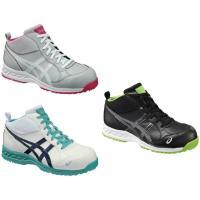 ■商品説明 「デザイン」と「機能」にこだわったミドルカットタイプの作業靴です。  安全性:JIST8...