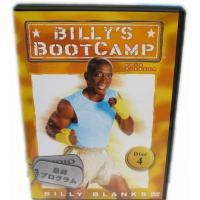 ビリーズブートキャンプ DVD DISC4 最終プログラム 中古です。 ショップジャパンの正規品です...
