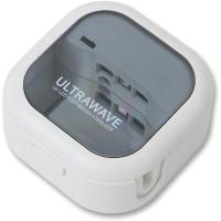 歯ブラシ 除菌キャップ MDK-TS03(WH) ホワイト 充電式 紫外線除菌 持ち運び USB充電 軽量 MEDIK