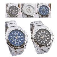 ◇3色選べる◇メンズブレスレット式腕時計定型外郵便