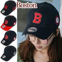Boston 野球帽子 メンズ 帽子 レディース キャップ UV