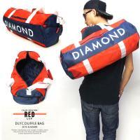 Diamond Supply Co. ダイヤモンドサプライ ダッフルバッグ ボストンバッグ スポーツバッグ 鞄 2WAY DLYC DUFFLE BAG (B15DCE01)
