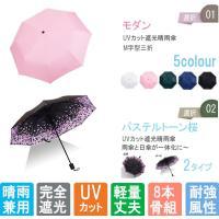 【2021年新版】折りたたみ傘UVカット遮光晴雨兼用傘軽量折り畳み傘コンパクト日傘紫外線対策