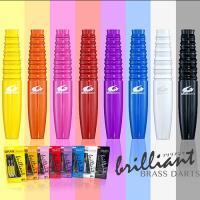 GRAN DARTSよりカラーブラスシリーズ【brilliant】登場。  好みの色から選べる、8色...