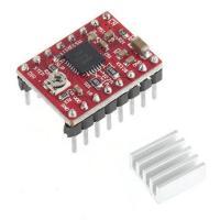 Arduino Mega, RAMS 1.4 とくみあわせて使用できるステッピング・モータ・ドライバ...