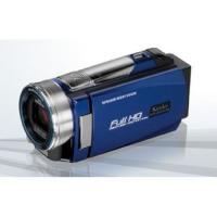 ★5000円以上で送料無料★ LEDライト搭載 フルハイビジョンデジタルムービーカメラ ●寸法:約5...