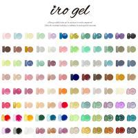[ネコポス 送料無料]カラージェル [ irogel ] ジェルネイルをする全ての人を応援する特価販売  美発色 カラー品番17~33 おうち時間 フットネイル
