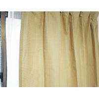 サイズ ドレープカーテン 幅100×丈230cm 2枚     レースカーテン  幅100×丈228...