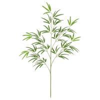 バンブー(笹の造花)大枝 *120(LES5165)[フェイクグリーン リーフ スプレイ 人工観葉植物 バンブースプレイ バンブー 笹 七夕 笹の造花]
