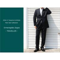 Ermenegildo Zegna Japan × 別注モデル「TRAVELLER / トラベラー」...