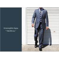 Ermenegildo Zegna Weight:230g/m「TROPICAL / トロピカル」素...