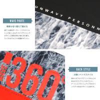 HUDSON OUTERWEAR NYC ハドソン Tシャツ メンズ B系 ファッション 大きいサイズ WAVE 360 SS SHIRT