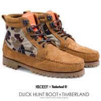 10DEEP×TIMBERLAND DUCK HUNT BOOT テンディープ×ティンバーランド ダ...
