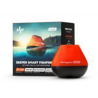 Deeper Pro+ ワイヤレススマートGPS魚群探知機 は、iPhoneやスマートフォンの高精細...