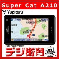 A210 YUPITERU ユピテル 3.6型液晶・一体型 GPSレーダー探知機 Super Cat...