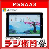 MSSAA3 Microsoft マイクロソフト 4G LTE SIMフリー 64GBモデル Sur...