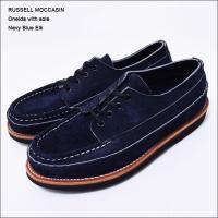 【期間限定値下げ中!!4/31まで】     RUSSELL MOCCASINを代表するショートモカ...