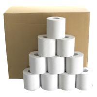 格安トイレットペーパー(訳あり)ダブル 100個セット  製紙メーカー様がトイレットロールを作る際に...