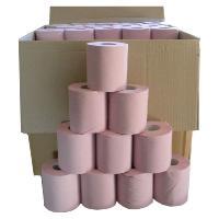 格安トイレットペーパー パステル(訳あり) 100個セット  製紙メーカー様がトイレットロールを作る...