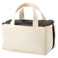 変身保冷温お買い物バッグ(使用時/約260×400×180mm、畳み時/約110×230×90mm) 60個セット ノベルティ 景品 プチギフト